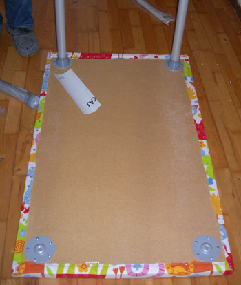 legs for pressing table