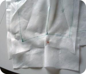 adding tissue