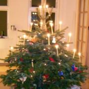 Crafting for Danish cristmas tree