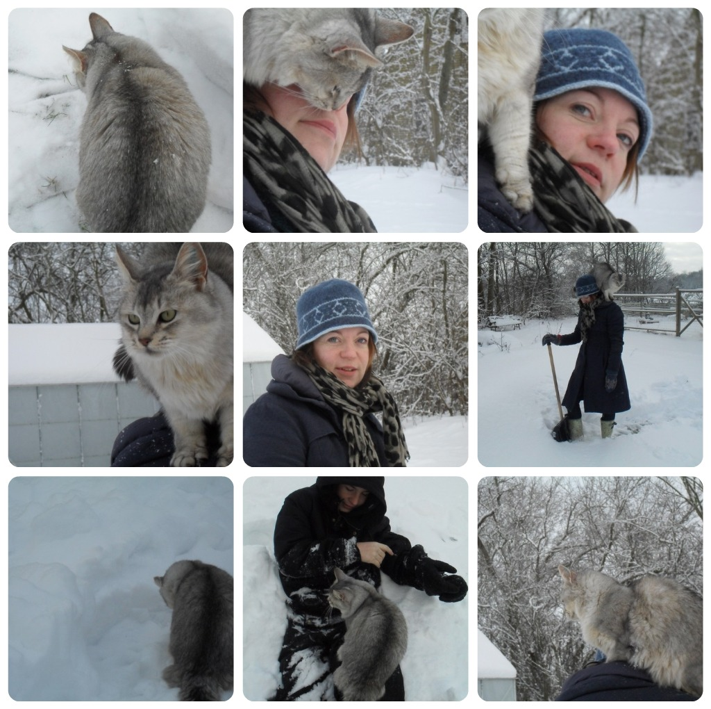 Christmas 2010 – snow and presents