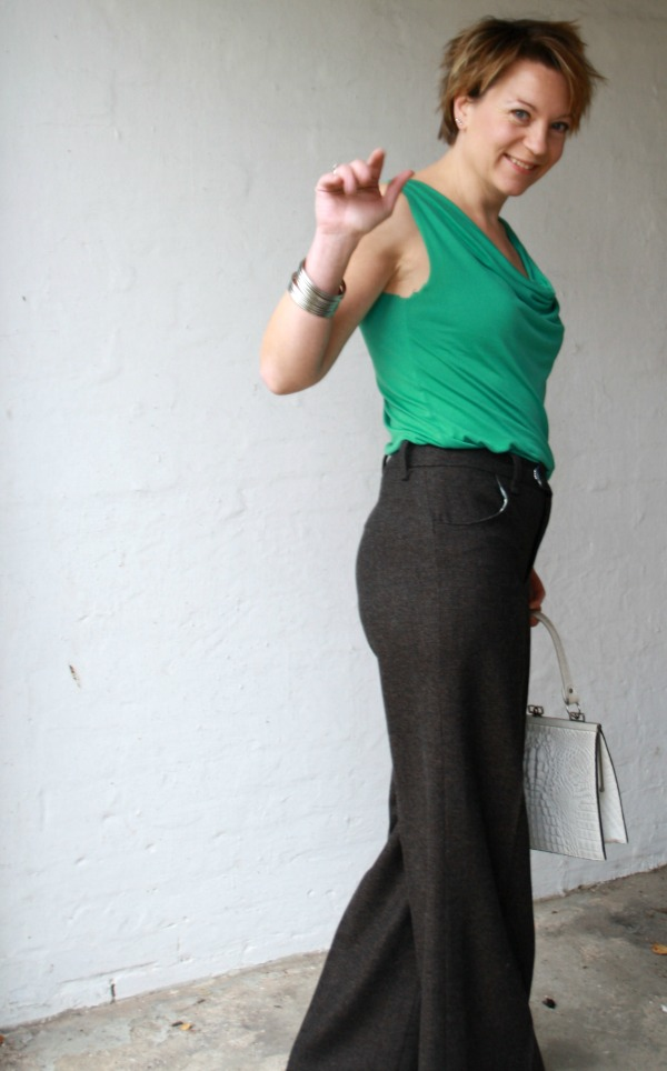 the WINNIE WIDE LEGGED TROUSERS!