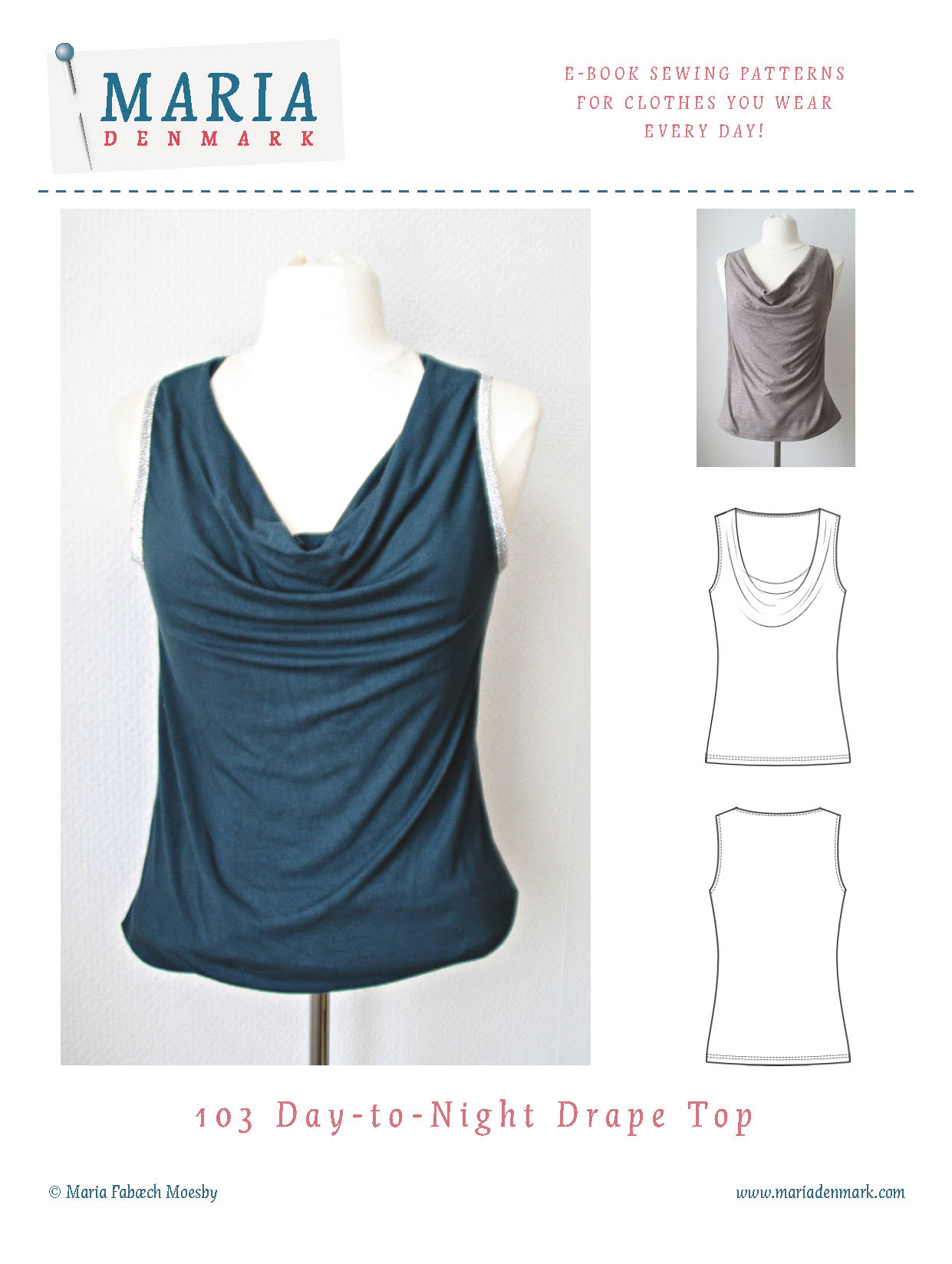 The Day-To-Night Drape Top. Wear it tonight! (and get a surprise package)
