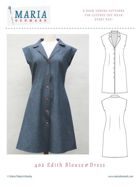 edith dress MariaDenmark