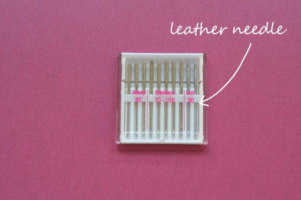 Sewing Leather Needles