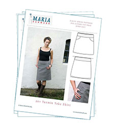 MariaDenmark sewing patterns - MariaDenmark.com