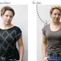 Design your own neckline