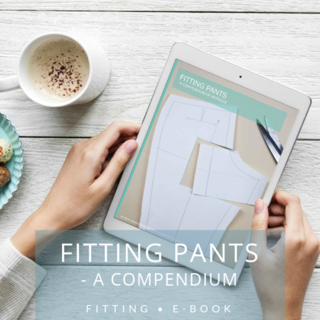 Pants fitting e-book